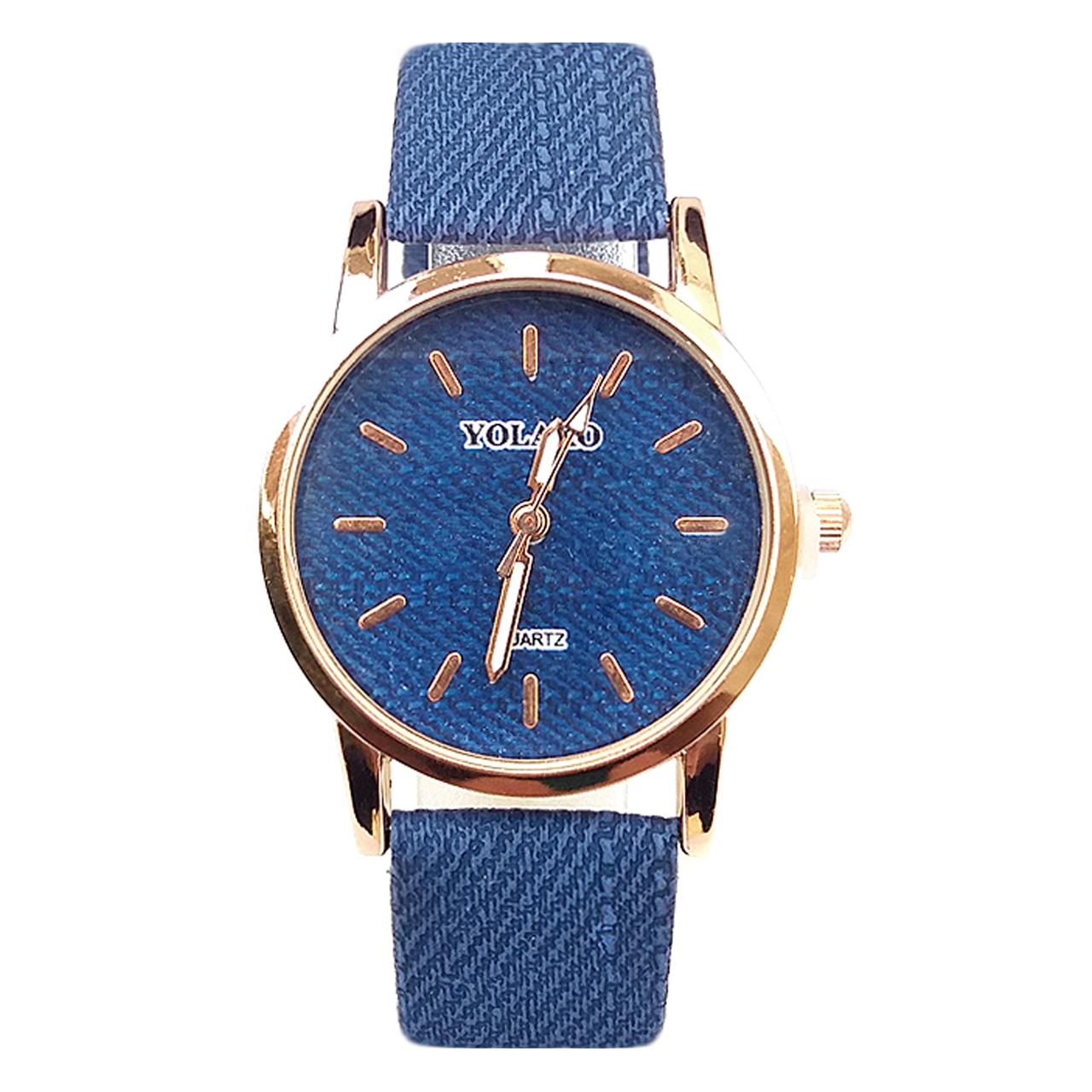 ساعت مچی عقربه ای یولاکو مدل 1489