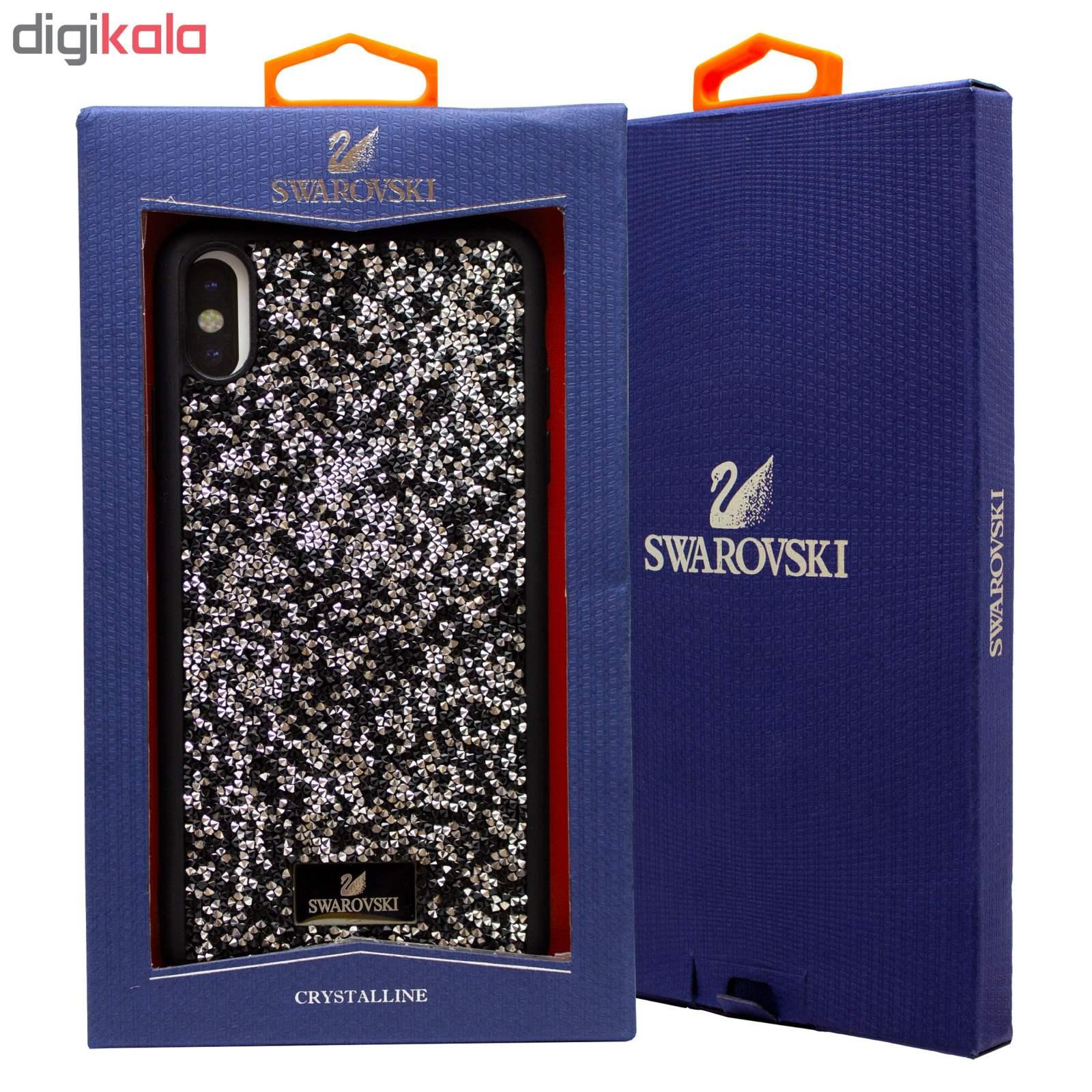 کاور مدل SwarvS1 مناسب برای گوشی موبایل اپل IPhone Xs Max main 1 2