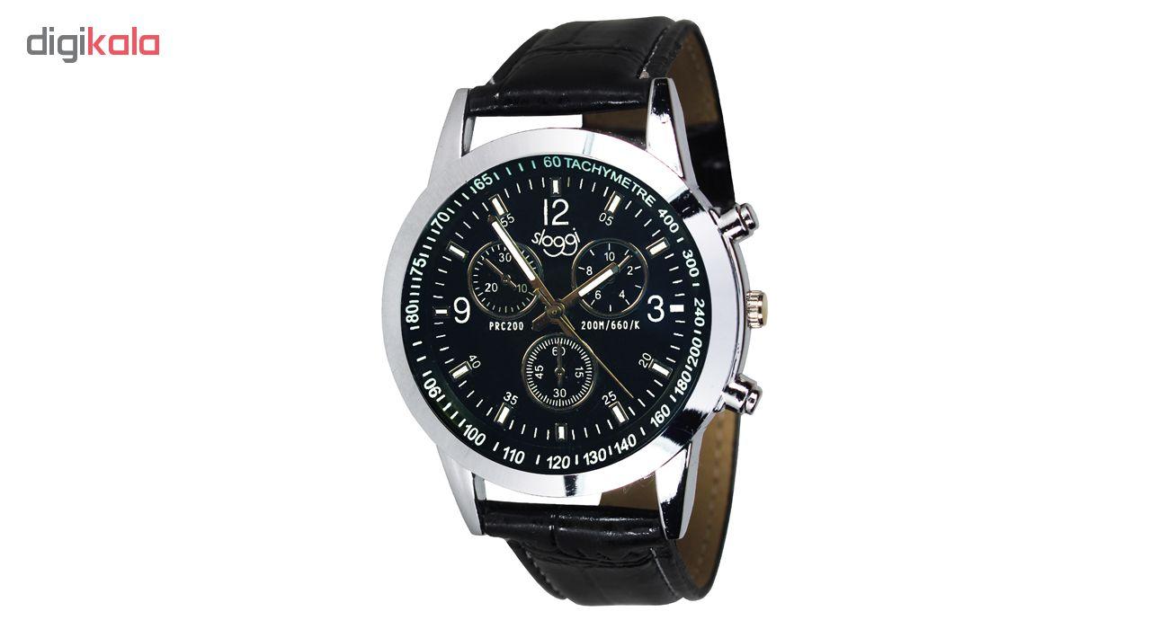 خرید ساعت مچی عقربه ای مردانه اسلوگی مدل P4-7