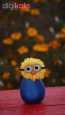 عروسک ضد استرس جیبوجی thumb 9