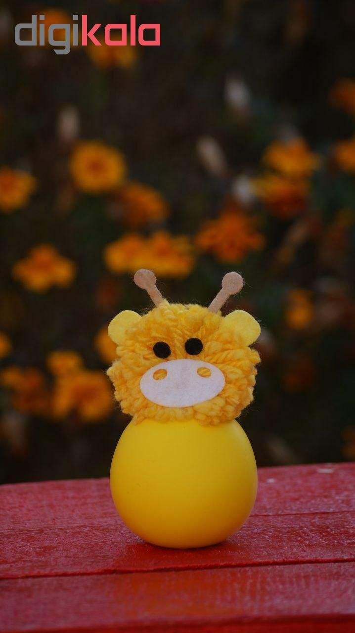 عروسک ضد استرس جیبوجی main 1 10