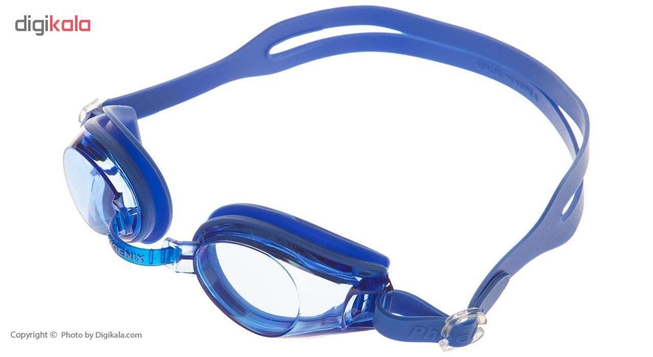 عینک شنا فونیکس مدل PN-203 main 1 4