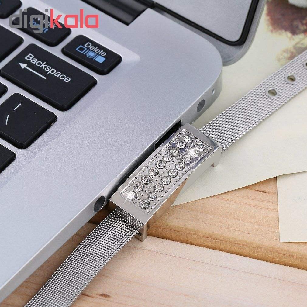 فلش مموری طرح دستبند مدل Ultita-Bc ظرفیت 32 گیگابایت main 1 8