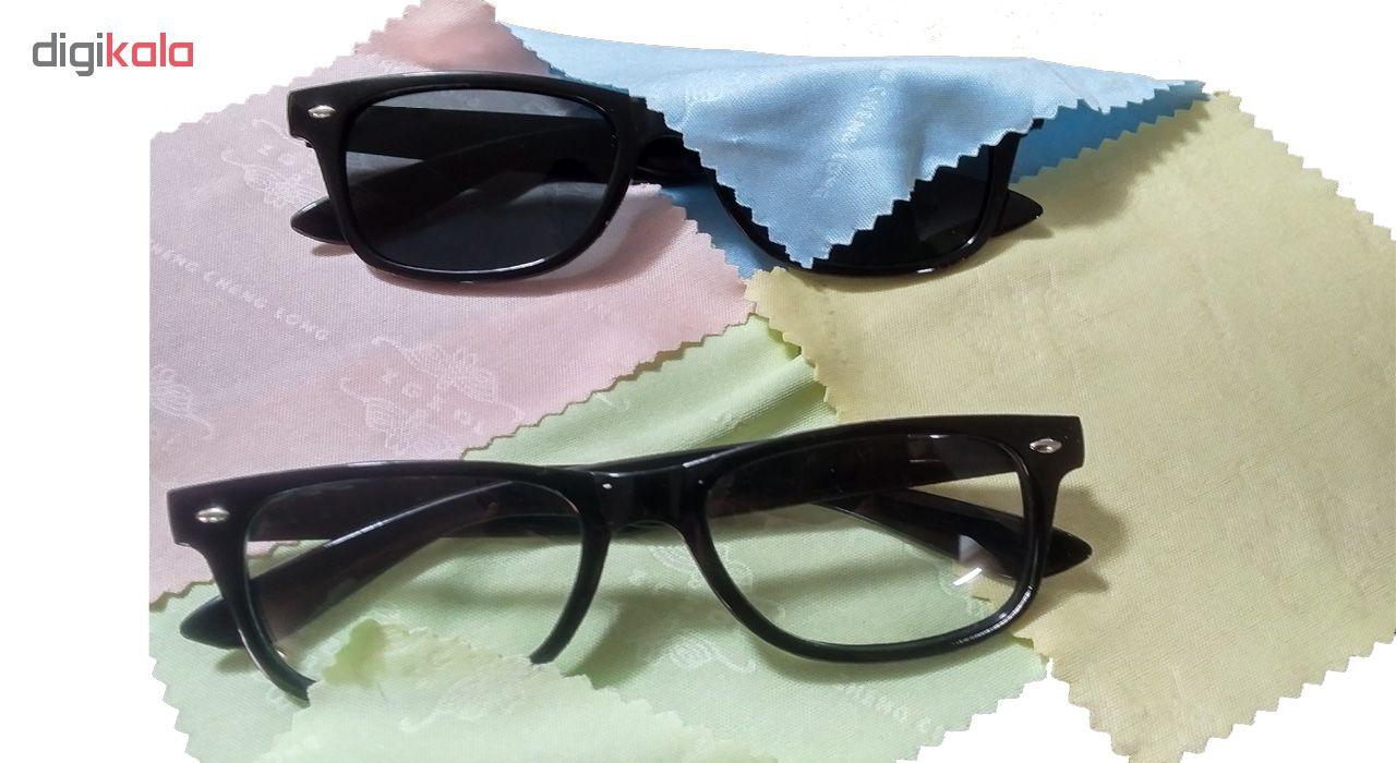 دستمال عینک شینگ چنگ لونگ مدل josdi