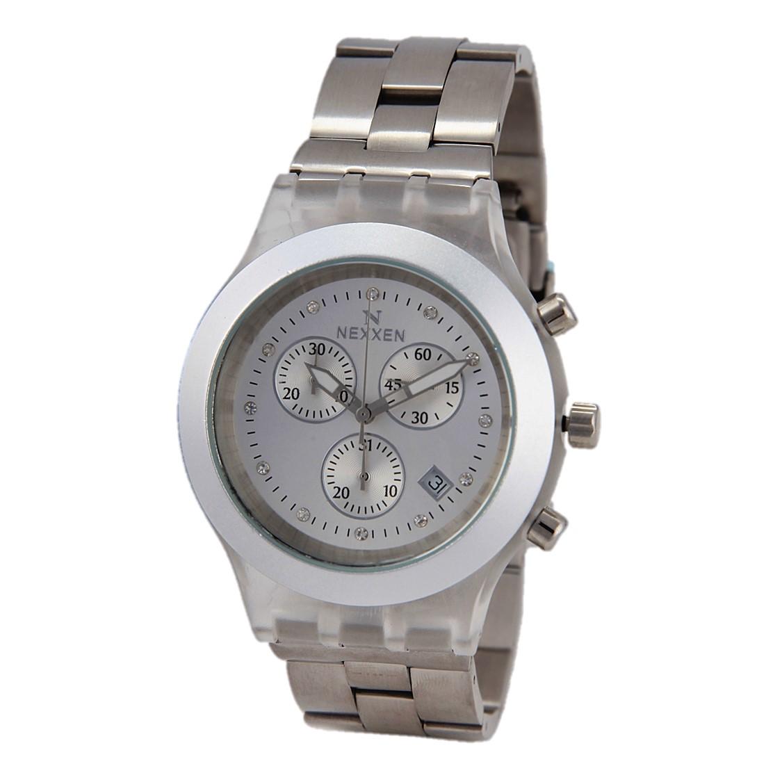 کد تخفیف                                      ساعت مچی عقربه ای مردانه نکسن مدل N3251G2