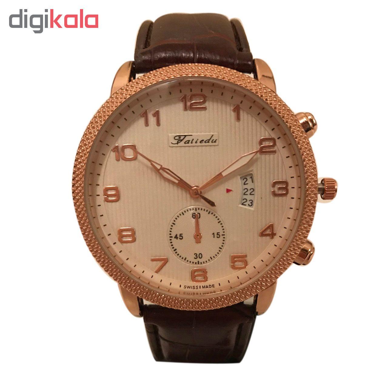 خرید ساعت مچی عقربه ای مردانه فالیدو مدل 012