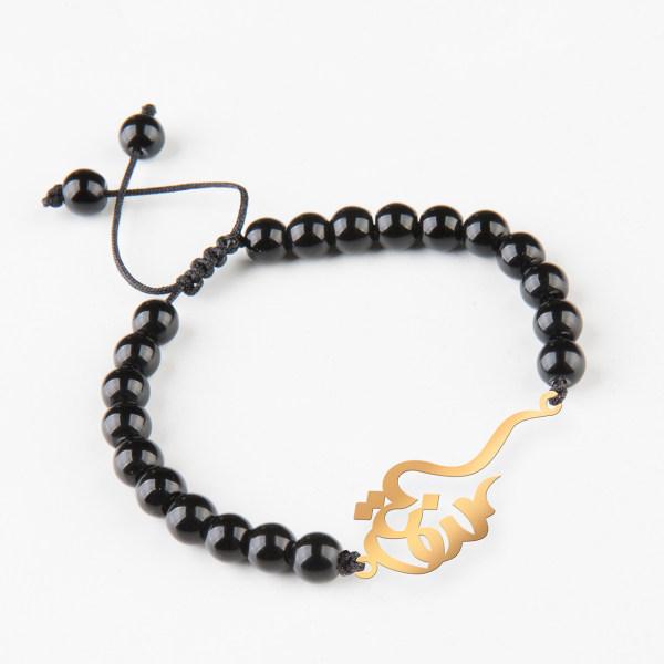 دستبند نقره زنانه گلمور طرح سونیا کد 11