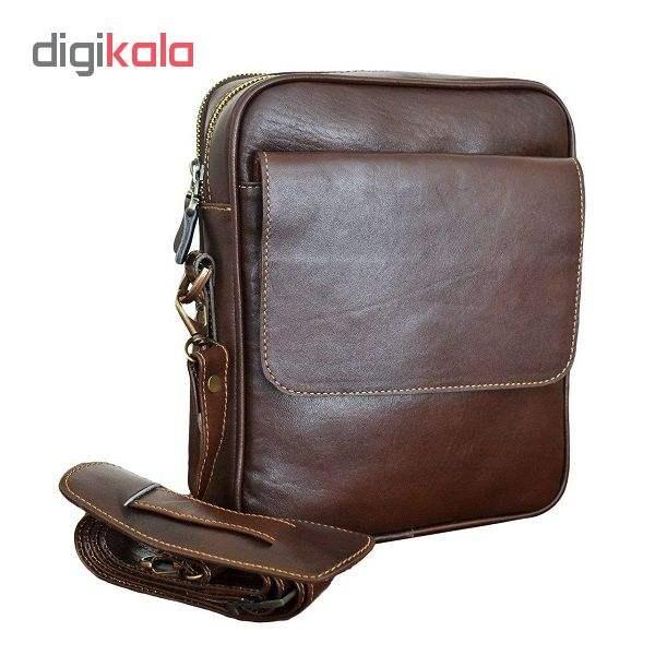 کیف دوشی مردانه کد AR04011 main 1 5