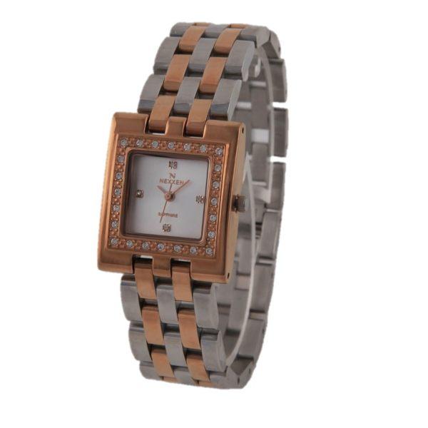 ساعت مچی عقربه ای زنانه نکسن مدل N3243L2