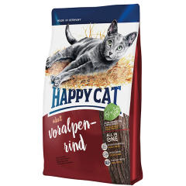 غذای خشک گربه هپی کت مدل Rind02 وزن 10 کیلوگرم