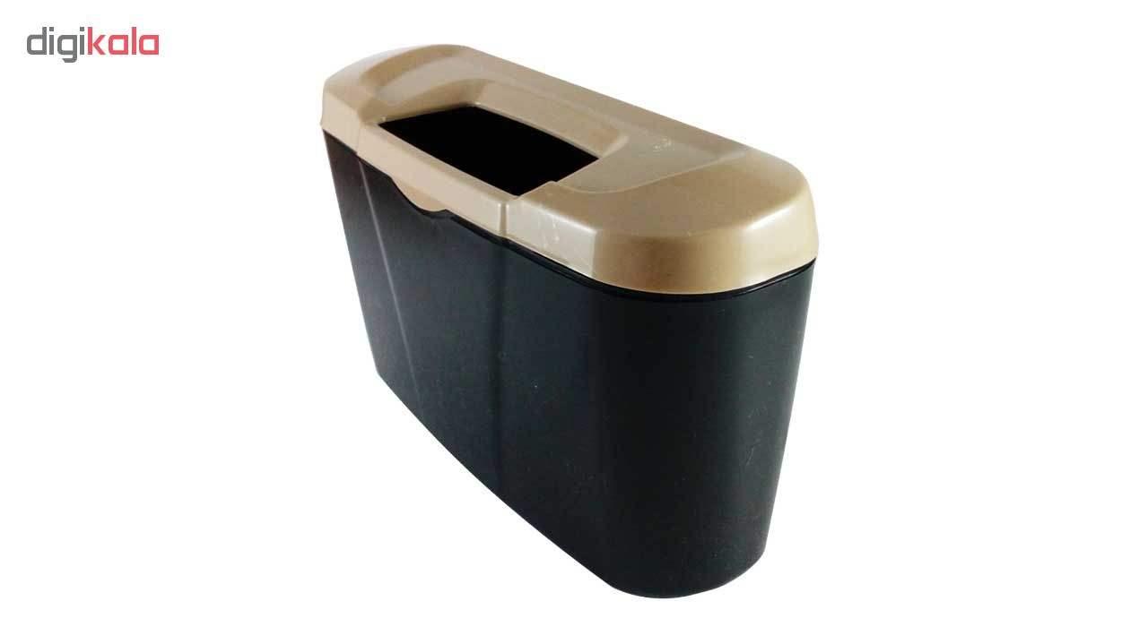 سطل زباله خودرو مدل AS thumb 1