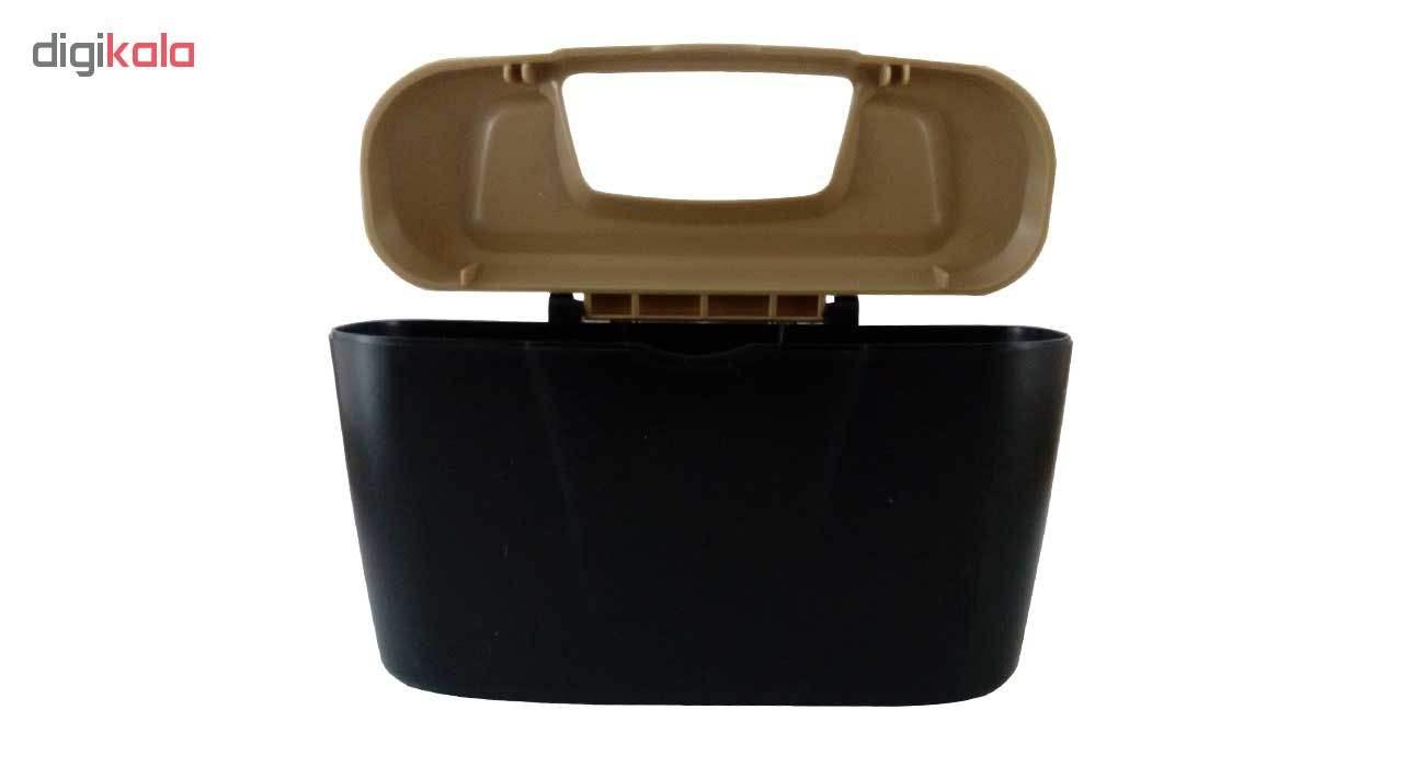 سطل زباله خودرو مدل AS main 1 3