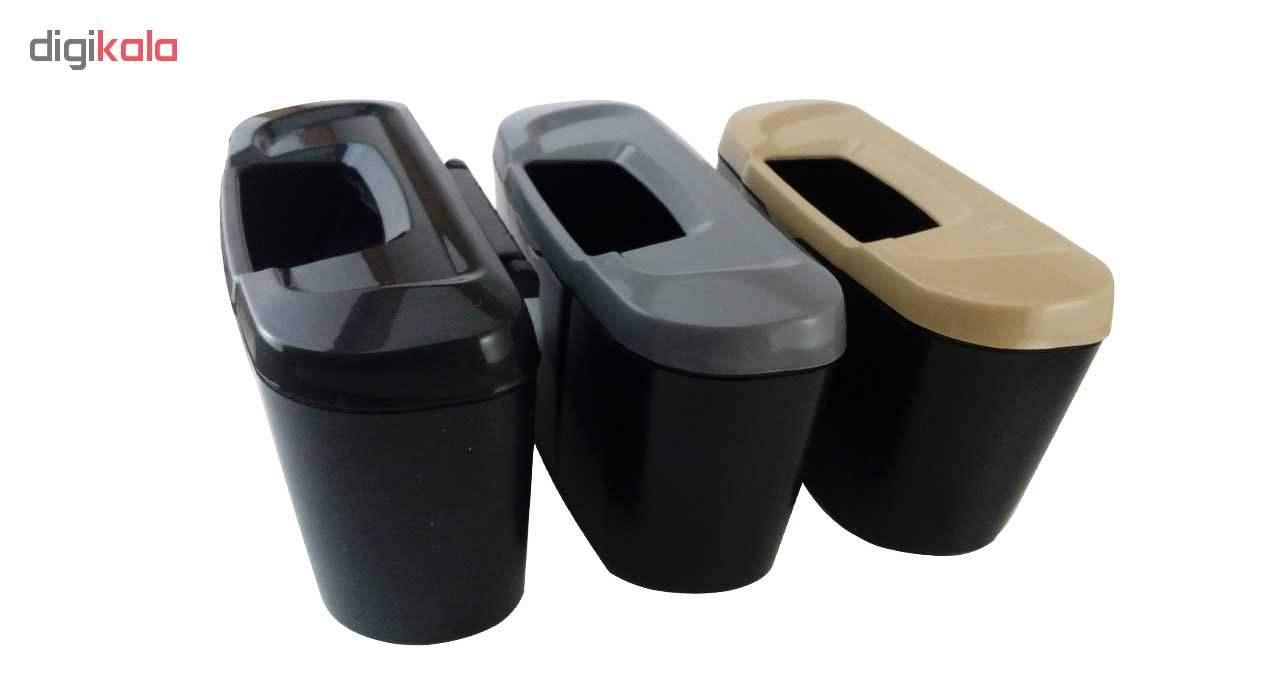 سطل زباله خودرو مدل AS thumb 7