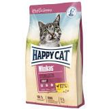 غذای خشک گربه هپی کت مدل Minster01 وزن 1.5 کیلوگرم
