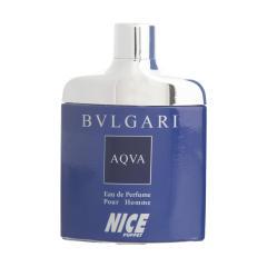 ادو پرفیوم مردانه نایس مدل Bvlgari Aqva Pour Homme حجم 82 میلی لیتر