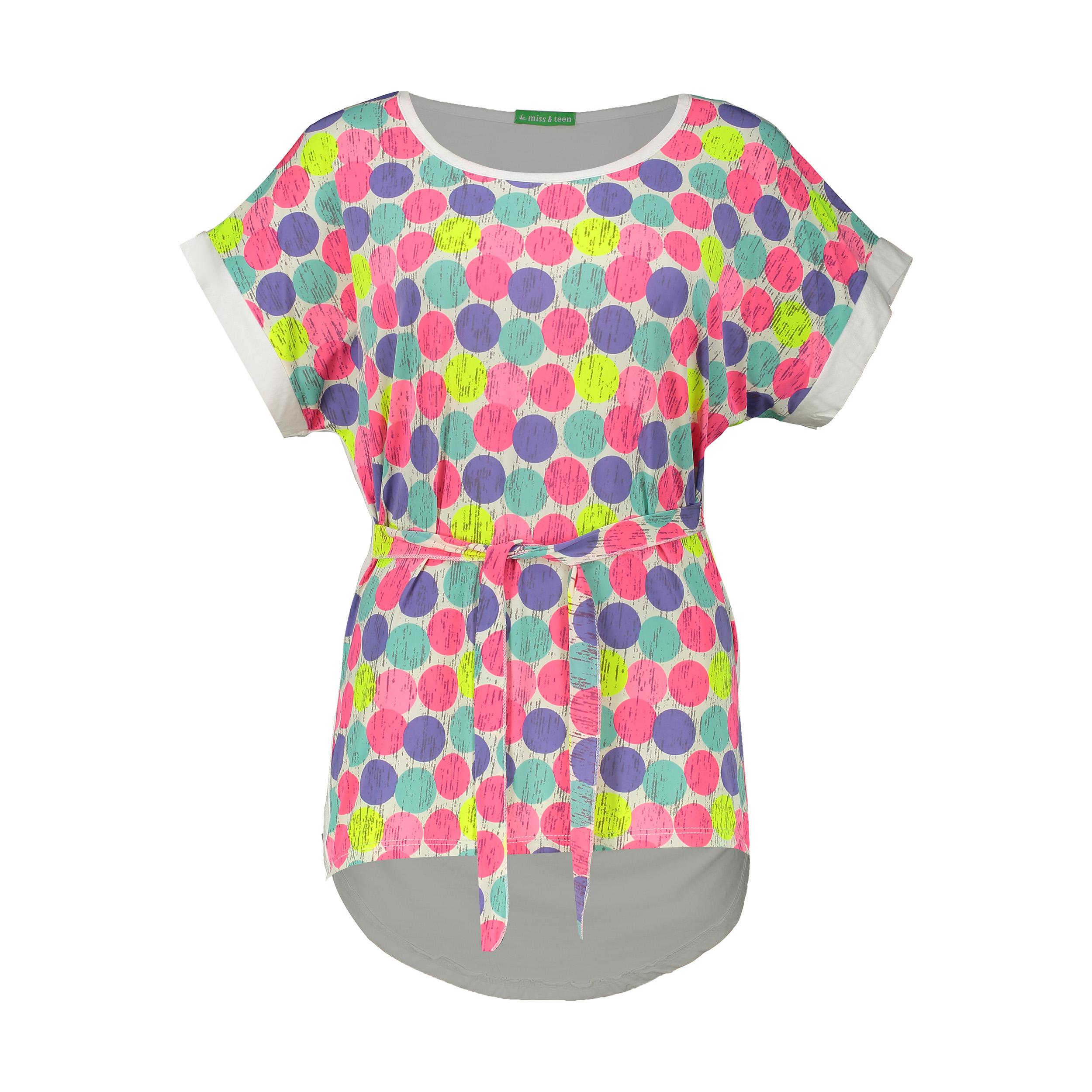 تی شرت زنانه میس اند تین کد 19