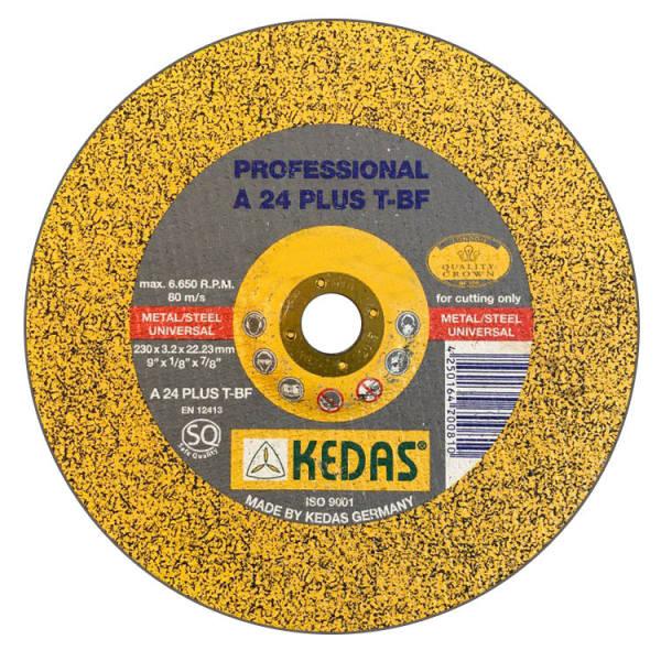 مجموعه 25 عددی صفحه برش آهن کداس مدل KD-00089