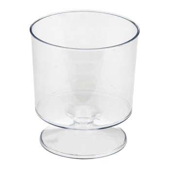 لیوان یکبار مصرف مدل MINI90-10 بسته 10 عددی