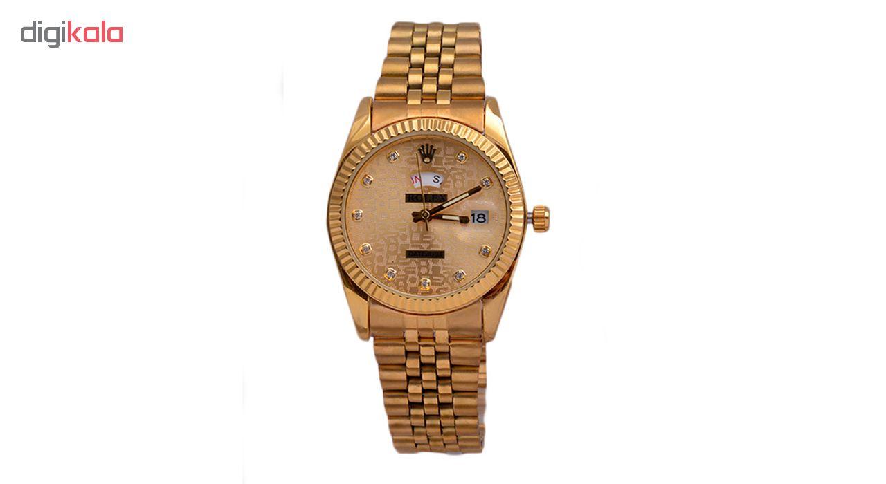 خرید ساعت مچی عقربه ای مردانه مدل RM2GG