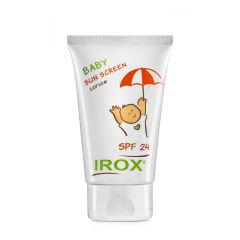 لوسیون ضدآفتاب کودکان ایروکس مدل Baby sun screen lotion حجم 135 گرم