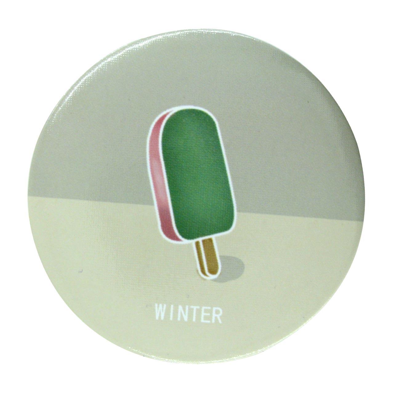 آینه جیبی طرح تابستان کد 5