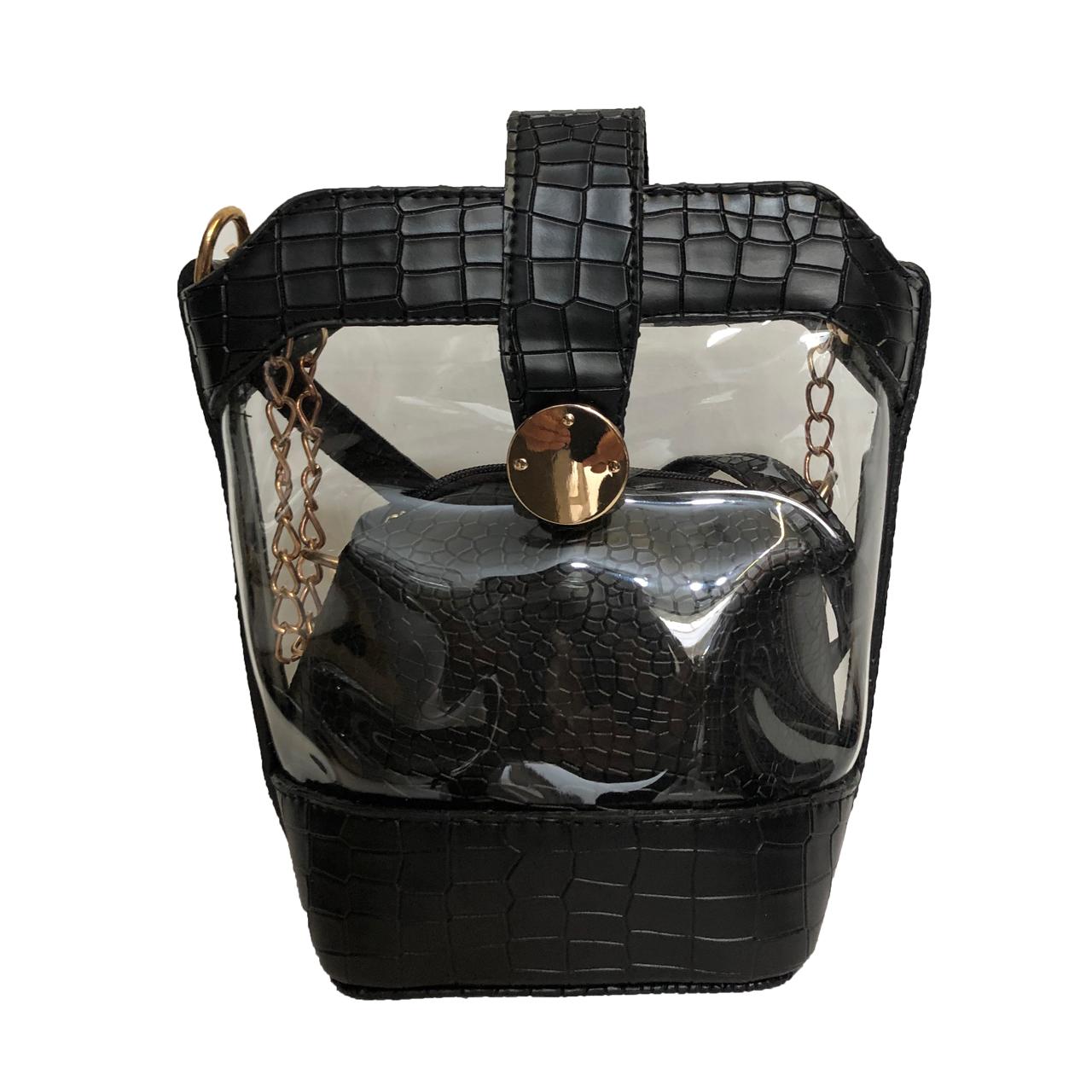 کیف دوشی زنانه  مدل 1478