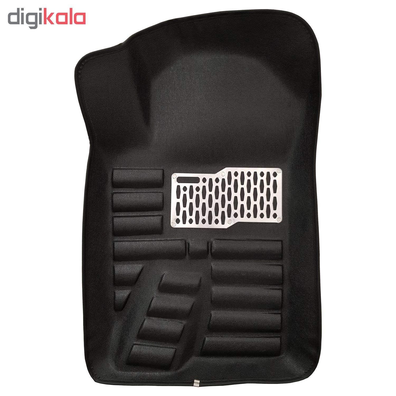 کفپوش سه بعدی خودرو ( پلی اورتان ) مناسب برای پژو 405 و سمند thumb 2