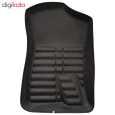 کفپوش سه بعدی خودرو ( پلی اورتان ) مناسب برای پژو 405 و سمند thumb 3