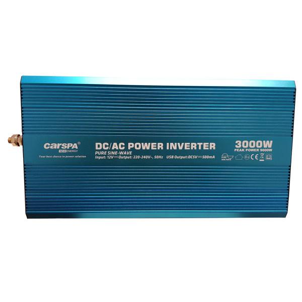 مبدل برق خودرو کارسپا مدل P3000U-24