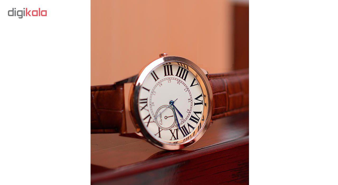 ساعت مچی عقربه ای مردانه مدل CMBr