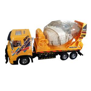 ماشین بازی جرثقیل بتن ساز مدل میکسر cement mixer truck