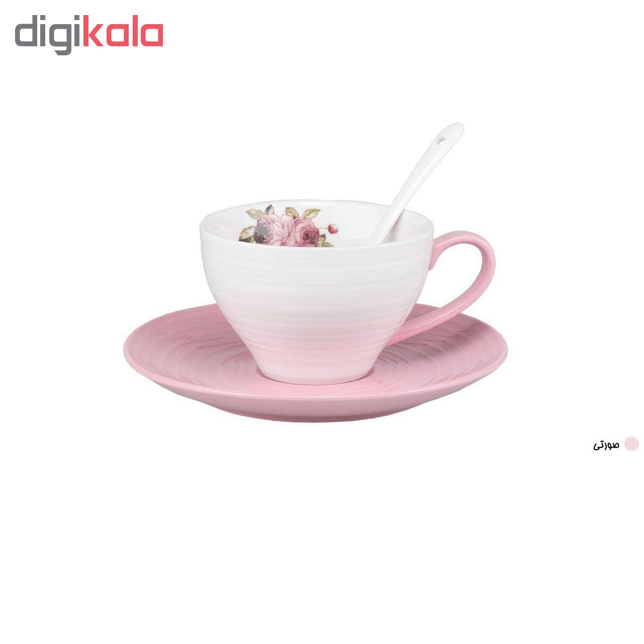 سرویس چای خوری 18 پارچه  کد 6010