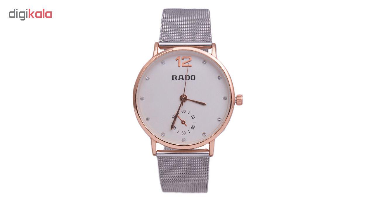 خرید ساعت مچی عقربه ای مردانه مدل RM1en