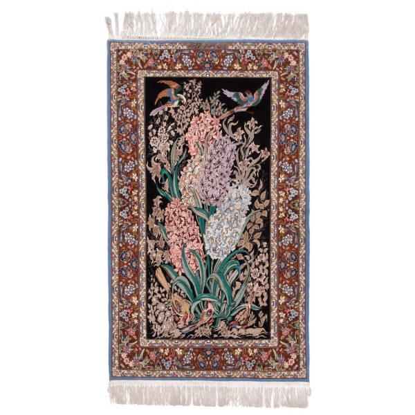 فرش دستباف ذرع و نیم سی پرشیا کد 131836