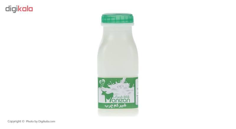 شیر کم چرب مانیزان حجم 230 میلی لیتر main 1 2