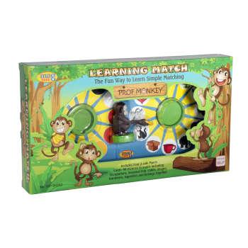 بازی آموزشی مگ تویز مدل میمون باهوش