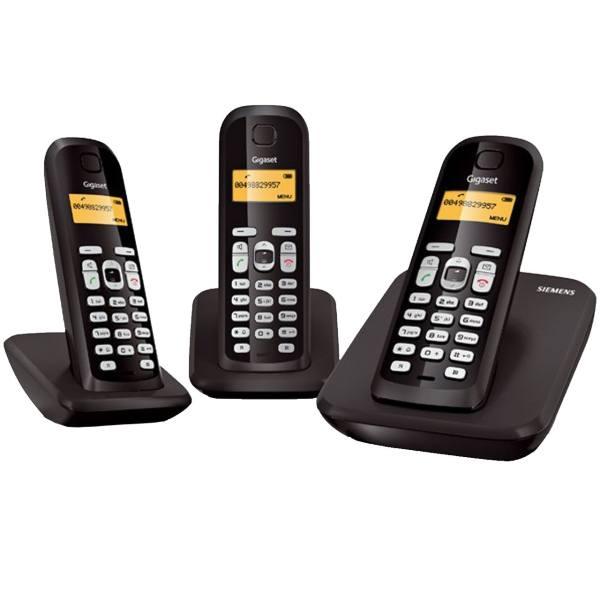 قیمت                      تلفن بی سیم گیگاست مدل AS300A Trio