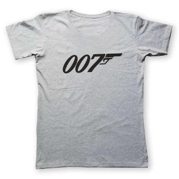 تی شرت مردانه طرح جیمزباند کد 2237  