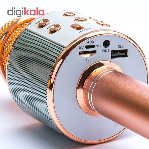 میکروفون اسپیکر وستر مدل WS-858  کد 3001378 thumb 3