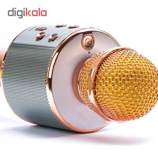 میکروفون اسپیکر وستر مدل WS-858  کد 3001378 main 1 5