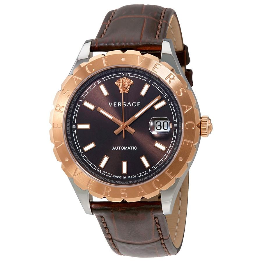 ساعت مچی عقربه ای مردانه ورساچه مدل VZI020017