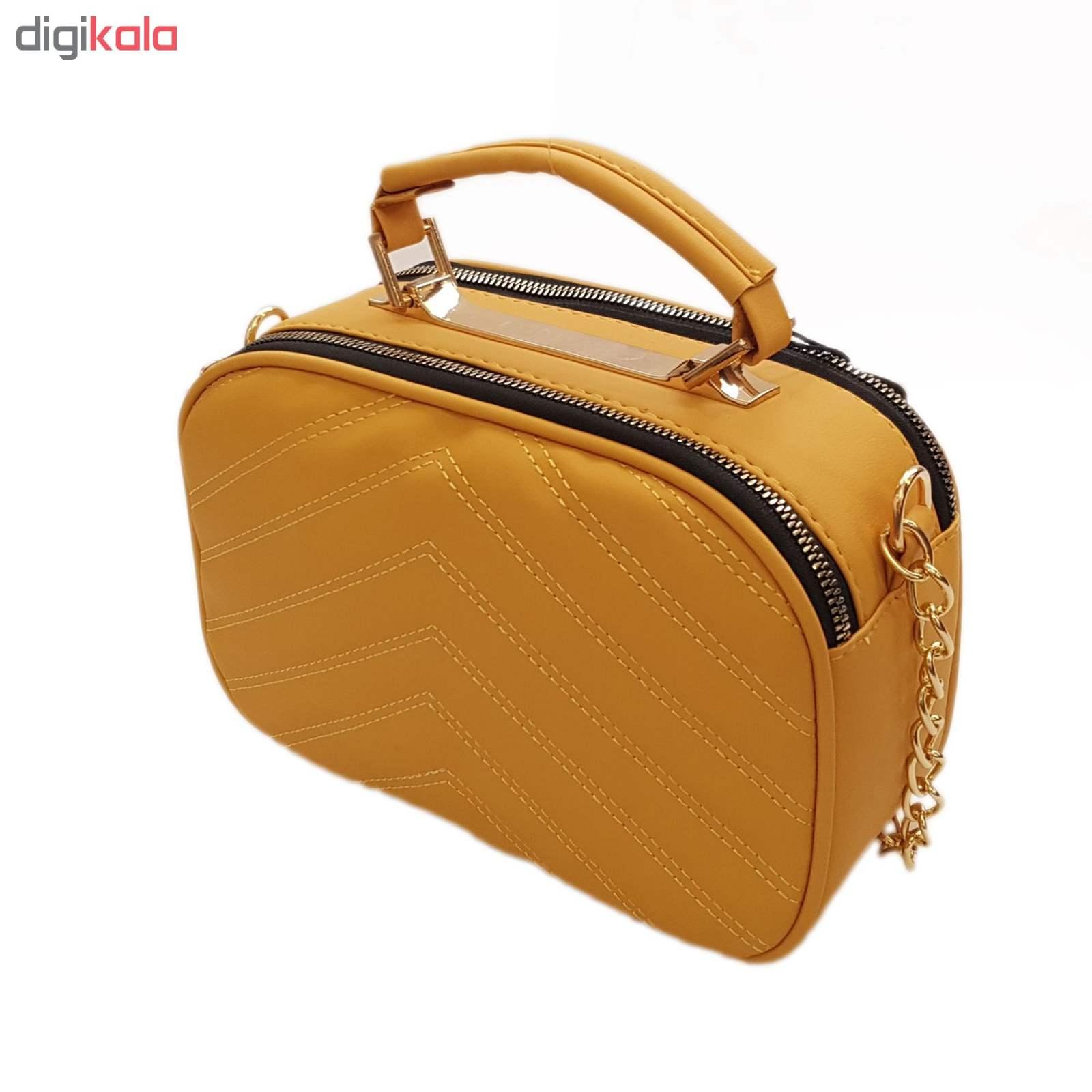 کیف دوشی زنانه مدل SV529