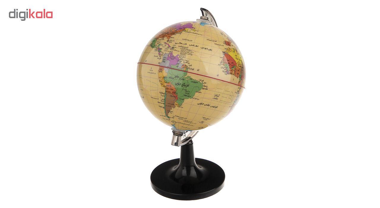 کره جغرافیایی مدل Globe 14