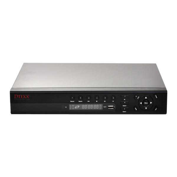 ضبط کننده ویدیویی تحت شبکه دیتکس مدل DX404NR