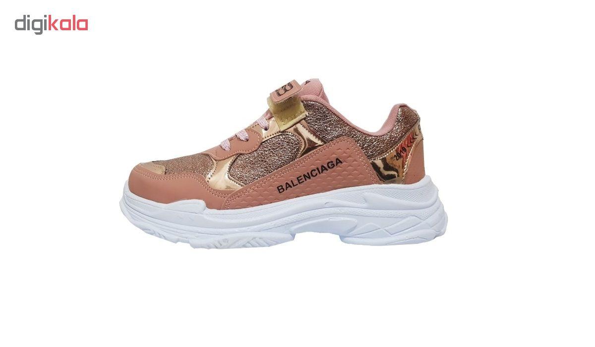 کفش مخصوص پیاده روی دخترانه مدل زامورا کد 11933