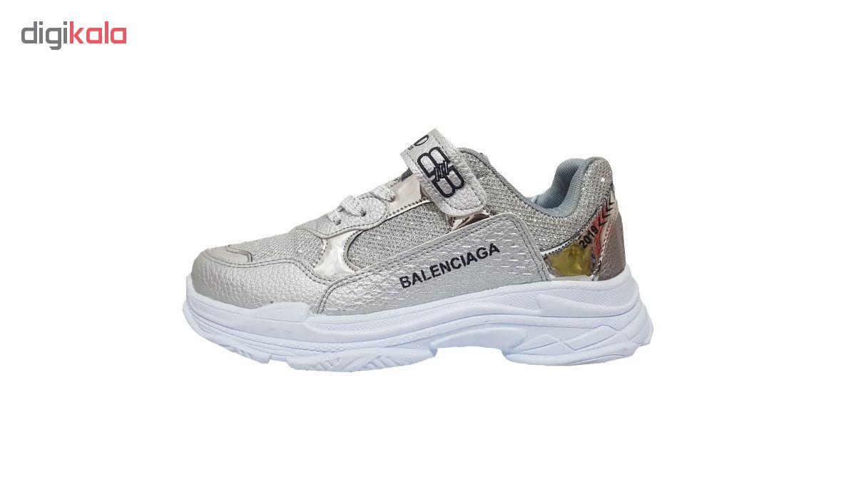 کفش مخصوص پیاده روی دخترانه مدل زامورا کد 11934