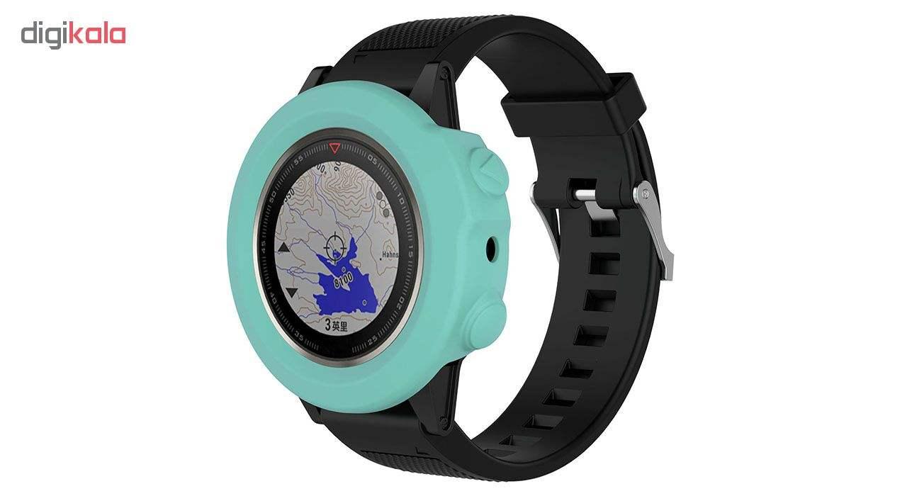 کاور ژله ای مدل f5x مناسب برای ساعت هوشمند گارمین fenix 5x main 1 5