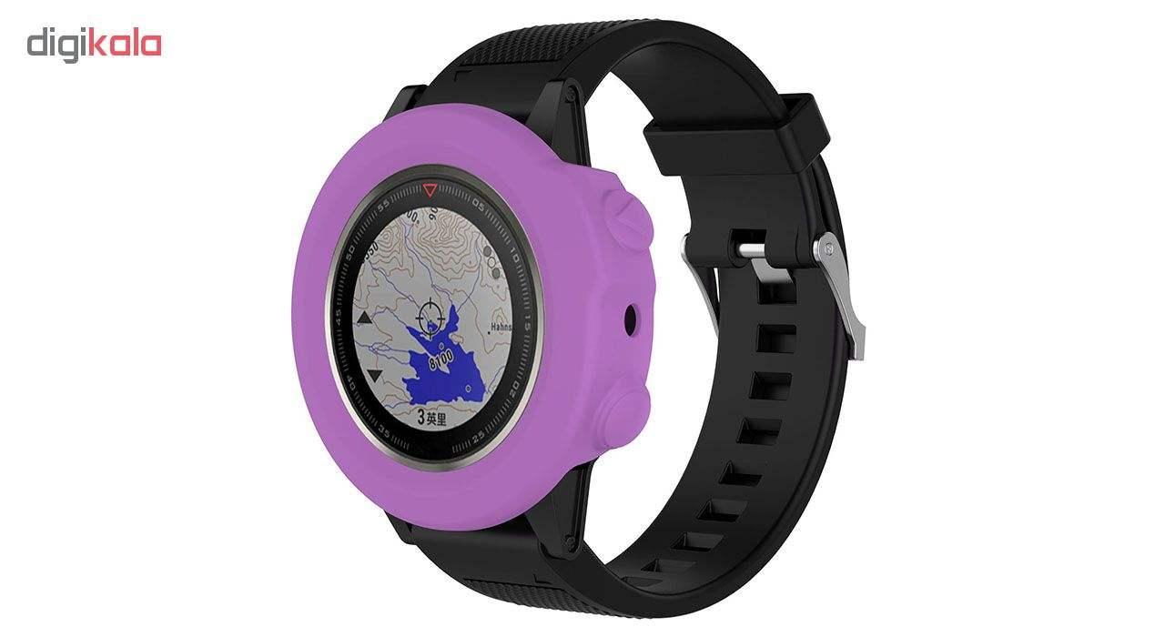 کاور ژله ای مدل f5x مناسب برای ساعت هوشمند گارمین fenix 5x main 1 6