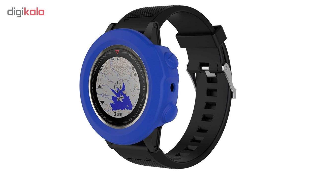 کاور ژله ای مدل f5x مناسب برای ساعت هوشمند گارمین fenix 5x main 1 7