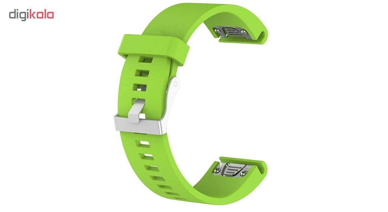 بند ساعت هوشمند مدل f5s مناسب برای گارمین fenix 5s main 1 4